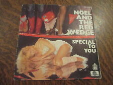 45 tours noel and the red wedge special to you