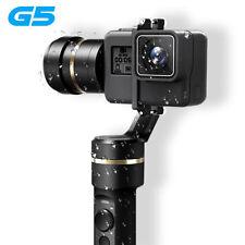 US Feiyu Tech G5 3-Axis Waterproof Brushless Handheld Gimbal For Gopro HERO 4 5