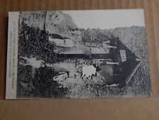 Postcard WW1 Belgium Reninghe After Bombardment soldier message