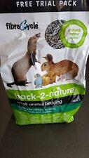 BACK 2 NATURE Litter Small Animal Bedding 1kg Sample Pack