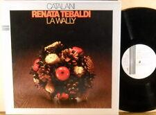 3 LP BOX MOVIMENTO MUSICA ITALY Catalini LA WALLY Tebaldi BASILE 03.011 NM/NM-