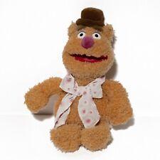 Walt Disney World Muppets 3D Vision FOZZIE BEAR Plush with tag Theme parks