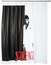 Crover Scarface Shower Curtain