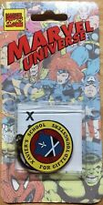Vintage Marvel Universe Series 1 Xavier's School Collectible Keychain