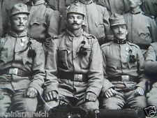 WW1 1914 K.k LIR LANDWEHR INFANTERIE REGIMENT No 2 LINZ Maschinengewehr MG Kader