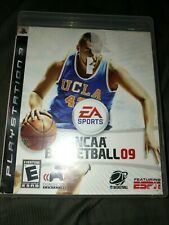 New listing NCAA Basketball 09 (Sony PlayStation 3 PS3) Complete College CIB Kevin Love EA