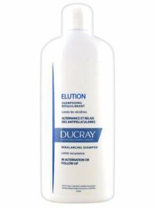 Ducray Elution Rebalancing Shampoo 200ml - ELUTION SHAMPOOING REEQUILIBRANT