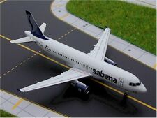 GEMINI JETS SABENA AIRLINES A320-200 1:400 SCALE DIECAST METAL MODEL
