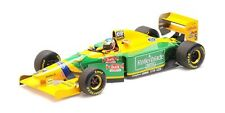 MINICHAMPS 510932505 1/18 1993 Benetton B193 M. Schumacher P2 Canadian GP Model