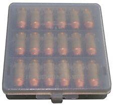 Mtm 18-Round Case-Gard Ammo Wallet (Clear Smoke) 9Mm-Cal
