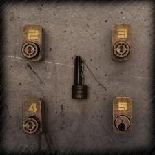 KSEC Sparrows Progressive Locks