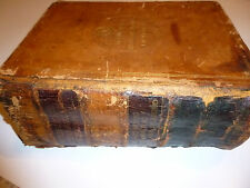 Ancien dictionnaire anglais Webster