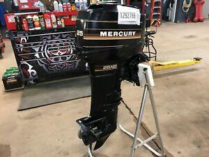 25HP Mercury 25 XL Outboard Motor   T1292786