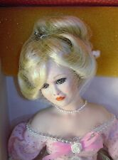 Paradise Galleries Cinderella 18 inch Porcelain Doll by Patricia Rose, New