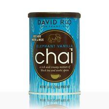 David Rio Elephant Vanilla Chai Tea 398g, Instanttee, kleine Dose