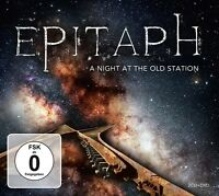 EPITAPH - A NIGHT AT THE OLD STATION AN ACOUSTIC LIVE-CLUB-EVENT 2 CD+DVD NEU
