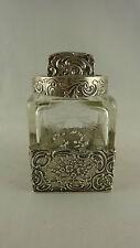 Antique Vintage English? Sterling Sachet Powder Jar
