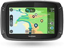 TOMTOM RIDER 450 – MOTORCYCLE GPS SAT NAV – LIFETIME WORLD MAPS
