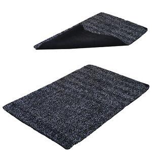 Super Absorbant Magic Mat Door Mat Microfibre Clean Step Washable Indoor Outdoor