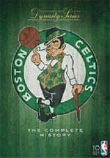 Boston Celtics Baloncesto NBA Dynasty Series 10 DVD Juego