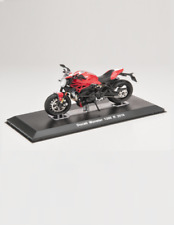 DUCATI MONSTER 1200 R 2016 superbike motorcycle  new in display case scale 1:18