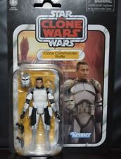 Star Wars - Clone Wars - Vintage Collection - Clone Commander Wolffe