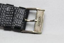 Autentico Vintage Zenith Fibbia 15mm-USATO