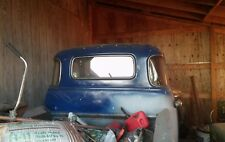 Chevrolet Cab Corner Windows Original Pair 1947-50