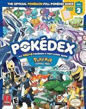 Pokemon Diamond & Pearl Pokedex: Prima Official Game Guide Vol. 2 Prima Officia
