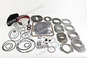 4L60E Transmission Master Rebuild Kit 1997-2003 Alto Frictions Filter Band