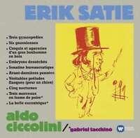 ALDO CICCOLINI - Satie : Works Pour Piano NOUVEAU CD