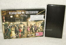Girls' Generation Repackage Album The Boys Japan Ltd CD+DVD+two Coasters
