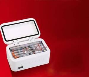 Portable Travel Medicine Freezer Mini Fridge Case Diabetic Insulin Cooler Box