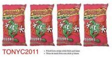 Sabritas Mexican Chips Churrumais con Limoncito, 4 BAGS (58 G)
