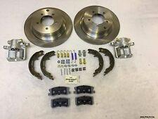 Rear Brakes Large Repair KIT Dodge Caliber PM 2007-2012 302MM DISCS BRK/PM/013A