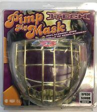 New Bauer Itech Goalie Replacement Senior Wire Cage mask helmet 2500 1400 hockey