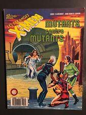 LES ETRANGES X-MEN - T10 : Mutants contre mutants
