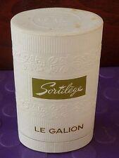 Sortilege Le Galion Vintage RARE Pure Perfume Extrait 1/4 oz Made in France MIB