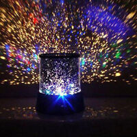 Colourful Star Projector Light Master LED Starry Night Sky Projector Kids Lamp