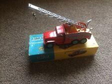Corgi Major 1121 Chipperfields Circus Crane Truck Vnmb