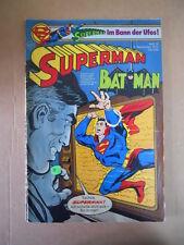 SUPERMAN & BATMAN #19 1979 EHAPA Dc Comics  - DEUTSCH  [G471]