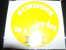 Hard Pressed Productions Feat Aletia Bourne Sunshine On A Rainy Day CD Single
