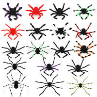Giant Spider Halloween House Hanging Decoration Prop Party Colorful Scary Horror