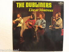 "★★ 12"" LP - THE DUBLINERS - Live At Montreux - Intercord Club-Edition"