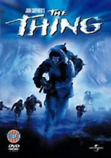 JOHN CARPENTERS - THE THING - DVD pre owned