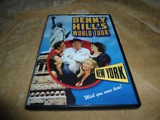 Benny Hill's World Tour: New York (1991) [1 Disc Region: 1 NTSC DVD]