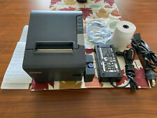 Epson Tm T88v Pos Thermal Receipt Printer With Cloud Interface And Buzzer M244a