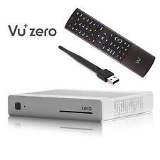 Vu+ Plus Zero E2 Linux HD Récepteur Satellite Blanc 1x DVB-S2 Tuner + 150Mbit