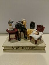 "New ListingVintage 1955 Sebastian Miniatures ""The Doctor� 6214 - From Painting - -in Box"