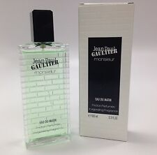 Jean Paul Gaultier Monsieur Eau Du Matin 3.3 oz Friction Parfumee Invigorating F